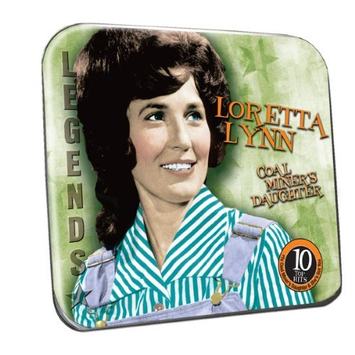 Coal Miner's Daughter Live Collectors Tin