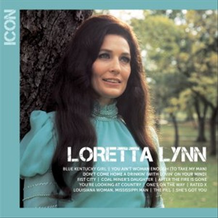 Loretta Lynn Icon March 1st 2011