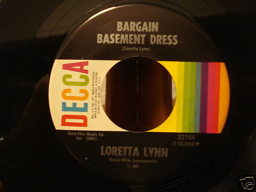 Bargin Basement Dress 45