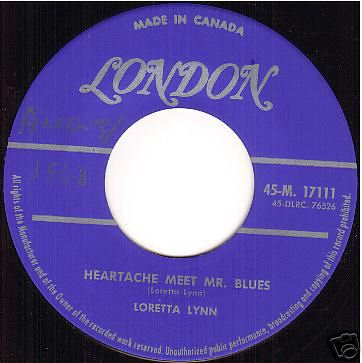 Heataches Meet MR Blue rare 45