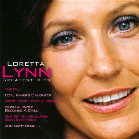 Loretta Lynn 12 Greatest Hits Jan 10th 2010